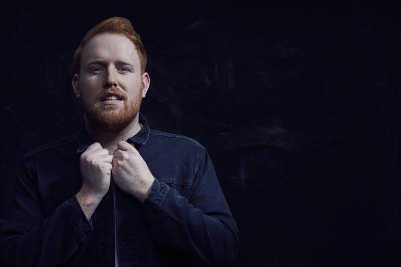 Dublin boy: Gavin James