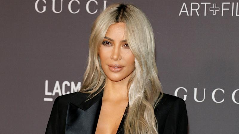 Kim Kardashian at the 2017 LACMA Art + Film Gala Honoring Mark Bradford And George Lucas held at the LACMA in Los Angeles, USA on November 4, 2017.