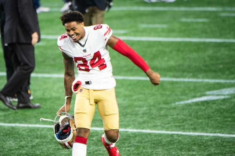 San Francisco 49ers receiver Kendrick Bourne has reportedly tested positive for Covid-19 ahead of Thursday's game with the Green Bay Packers