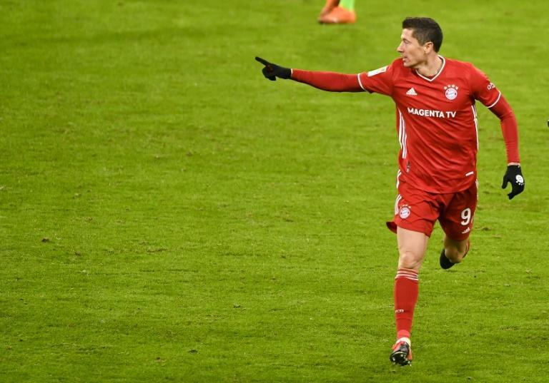 Robert Lewandowski passed the milestone of 250 Bundesliga goals on Wednesday and picked up FIFA's 'The Best' player of the year award on Thursday