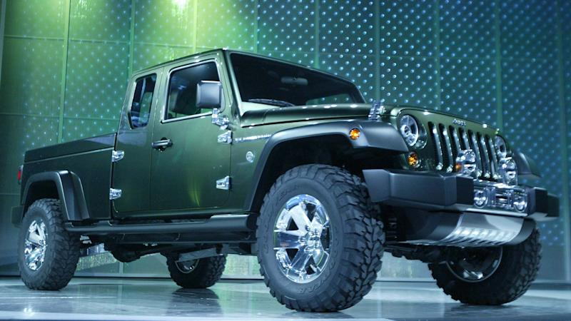 Jeep Pickup Will Be Delayed Until Late 2019