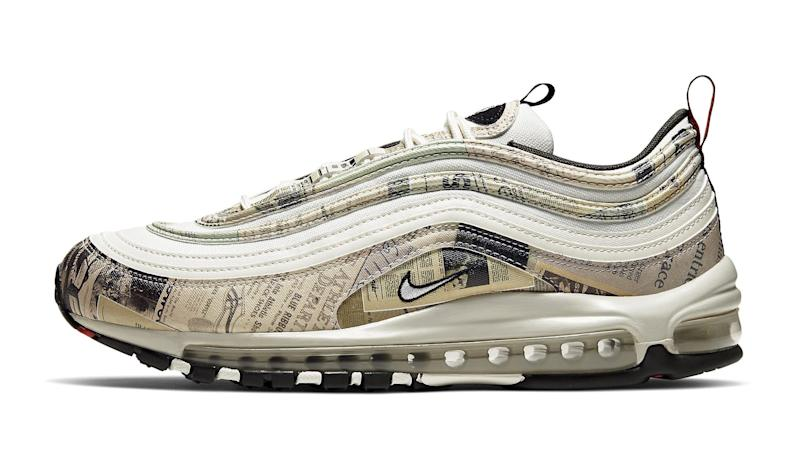 Tropic Like It's Hot With The Nike Air Max Plus 97 'South