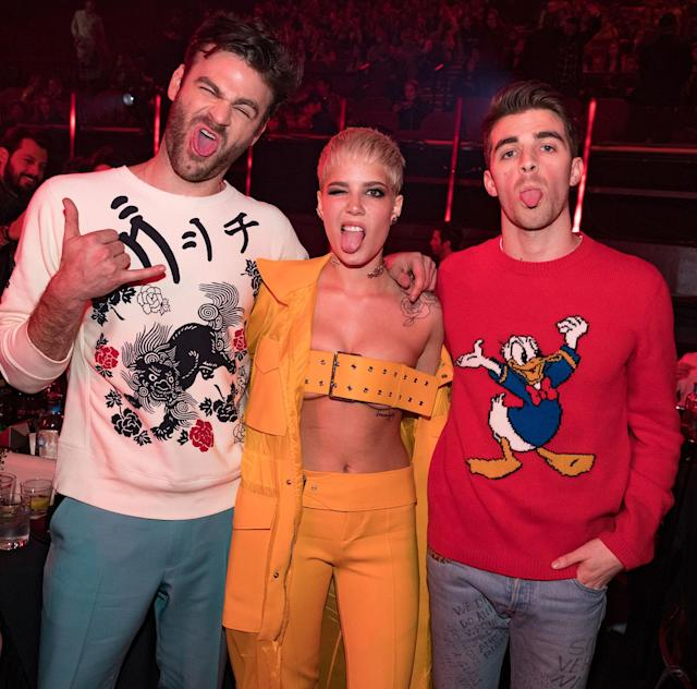 <p>Good memory. It came out a little late for the bulk of the nominations last year, but it was nominated for Song of the Summer. (Photo: Getty Images) </p>