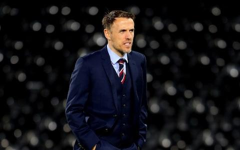 Phil Neville has asked Instagram take action - Credit: Catherine Ivill/Getty Images