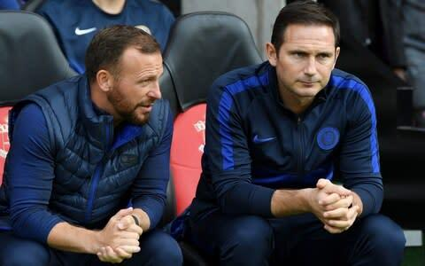 <span>Frank Lampard (right) is one of a number of successful former players who have returned to Chelsea</span> <span>Credit: getty images </span>