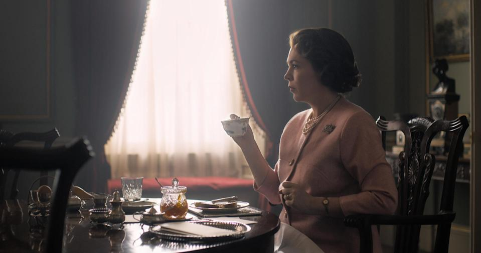 First look at Olivia Colman as the Queen in new series of 'The Crown'