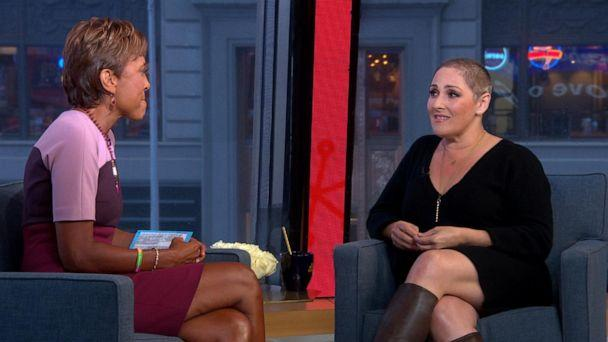 PHOTO: VIDEO: Ricki Lake opens up about secret struggle with hair loss (ABCNews.com)