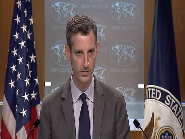 US Department of State spokesperson