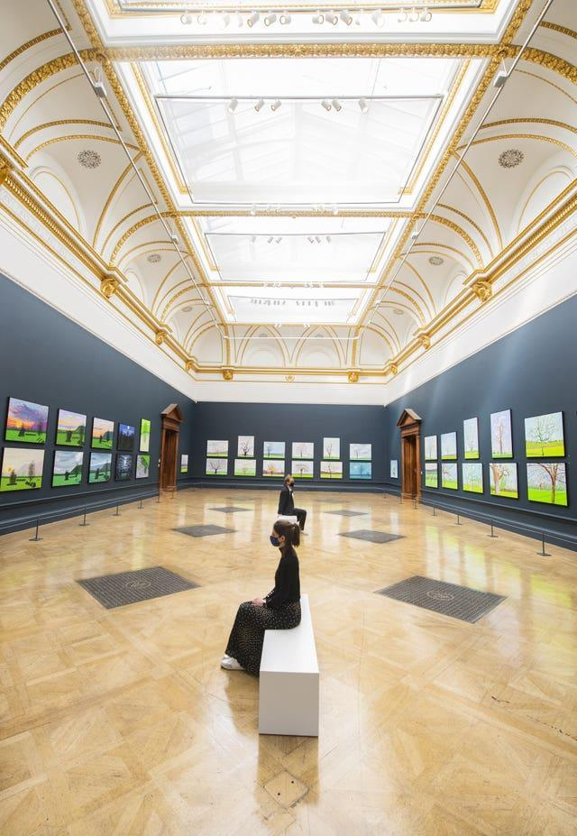 New Royal Academy exhibitions