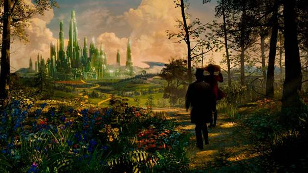 Oz the Great and Powerful'