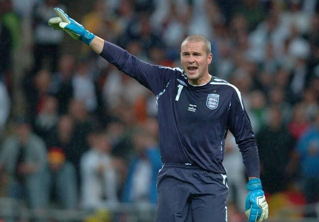 Paul Robinson made 41 appearances for England between 2003 and 2007