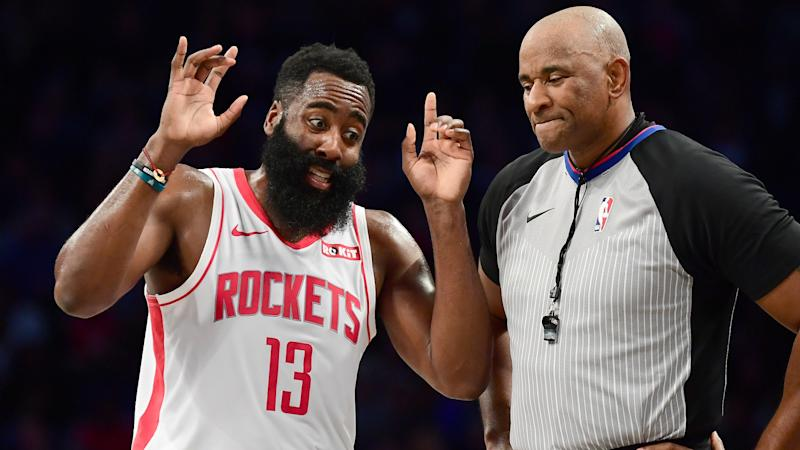 Orlando Magic 'lost to James Harden' after 54-point blitz