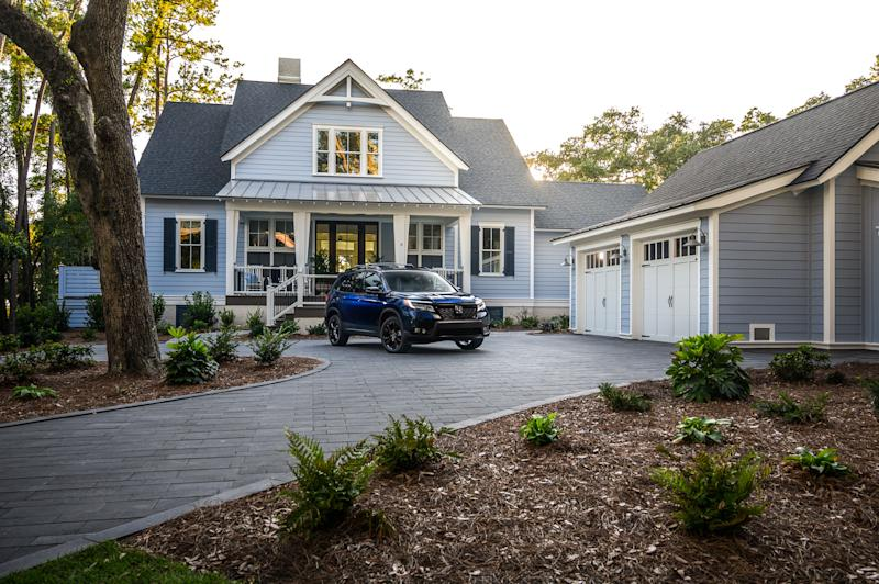 The HGTV Dream Home 2020 is a Southern style oasis on Hilton Head Island, South Carolina. The grand prize package includes the home and a brand new 2020 Honda Passport Elite.