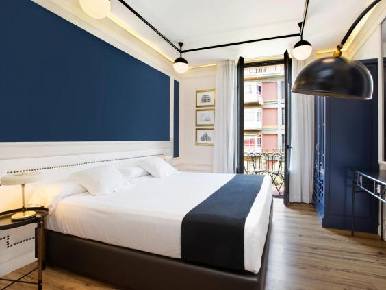 Stylish rooms, at an affordable price, await at Hotel Market (Hotel Market)