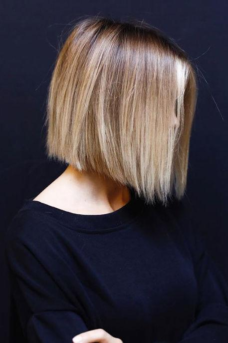 The Best Short Hairstyles If You Have Fine Hair