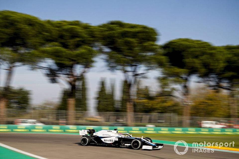 "George Russell, Williams FW43<span class=""copyright"">Steven Tee / Motorsport Images</span>"