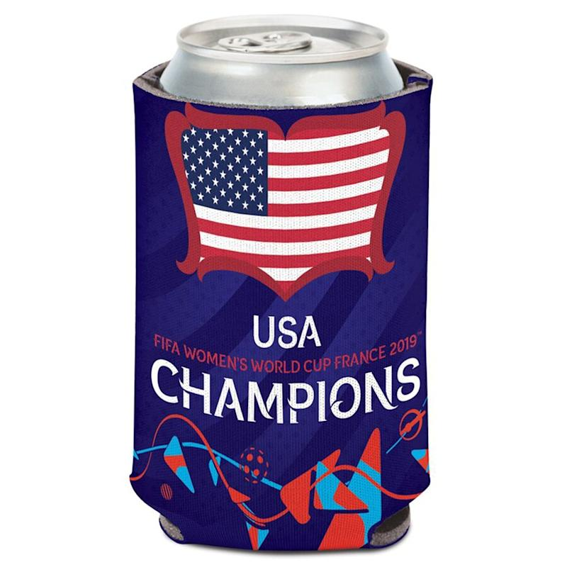 USWNT 2019 FIFA Women's World Cup Champions Can Cooler