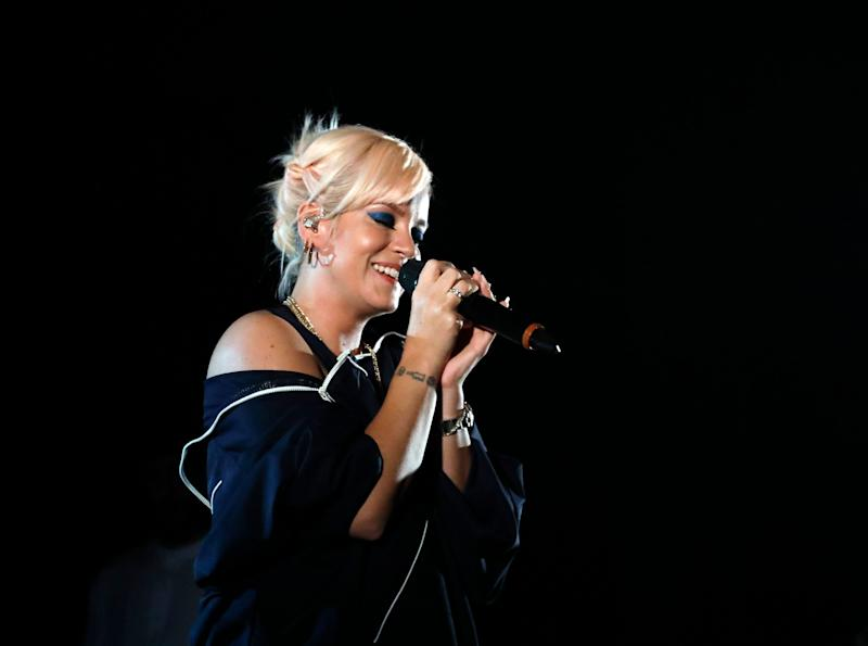 <strong>Lily Allen</strong> (Photo: Tibrina Hobson via Getty Images)