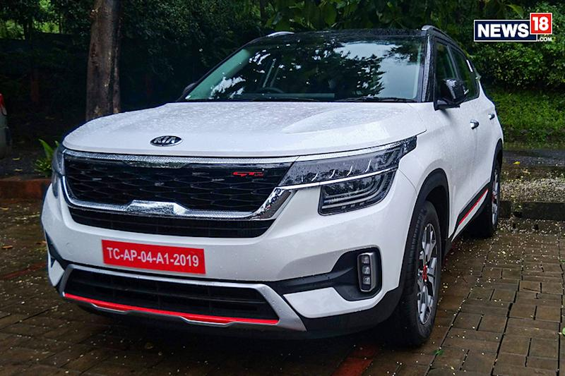 Kia Becomes Fourth Largest Manufacturer in November After Selling 14,005 Seltos SUVs in India