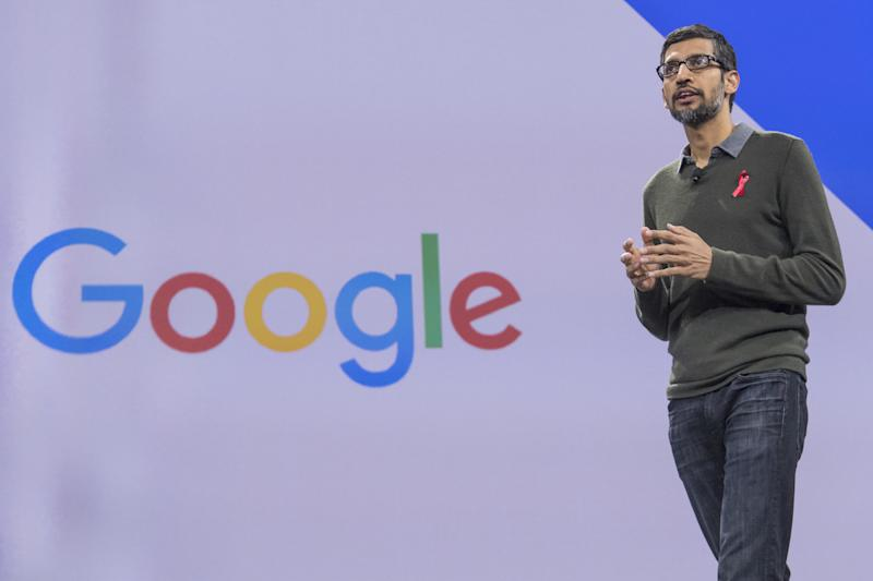 Alphabet misses Wall Street revenue estimates; shares fall