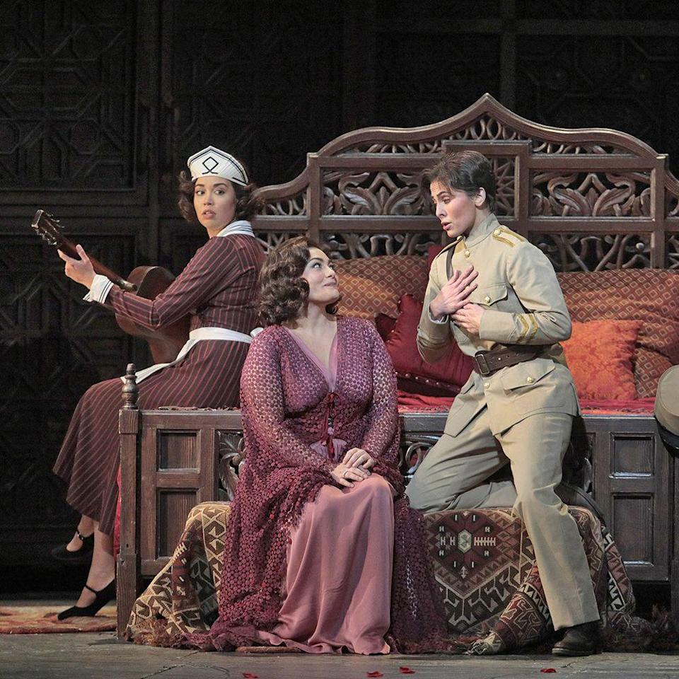 Photo credit: Ken Howard/Metropolitan Opera