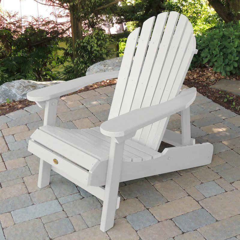 """<p><strong>Longshore Tides</strong></p><p>wayfair.com</p><p><strong>$339.99</strong></p><p><a href=""""https://go.redirectingat.com?id=74968X1596630&url=https%3A%2F%2Fwww.wayfair.com%2Foutdoor%2Fpdp%2Flongshore-tides-camacho-plastic-folding-adirondack-chair-with-table-lnts5509.html&sref=https%3A%2F%2Fwww.countryliving.com%2Fhome-design%2Fdecorating-ideas%2Fg28335824%2Fbest-adirondack-chair%2F"""" rel=""""nofollow noopener"""" target=""""_blank"""" data-ylk=""""slk:Shop Now"""" class=""""link rapid-noclick-resp"""">Shop Now</a></p><p>This plastic Adirondack chair has a tray attached that you can use you can use for work or pleasure. (Let's be honest, we hope it's the latter and you use it as a spot to rest refreshing summer <a href=""""https://www.countryliving.com/food-drinks/a28196115/raspberry-and-lemon-rose-sparkler-recipe/"""" rel=""""nofollow noopener"""" target=""""_blank"""" data-ylk=""""slk:beverages"""" class=""""link rapid-noclick-resp"""">beverages</a>.)</p>"""