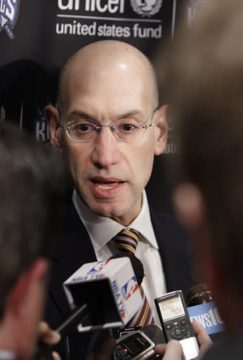 With a new commissioner, NBA enters its Silver age