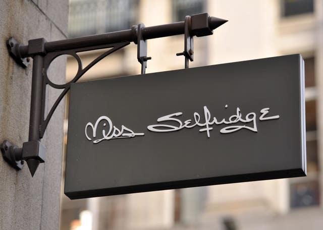 Shop sign stock