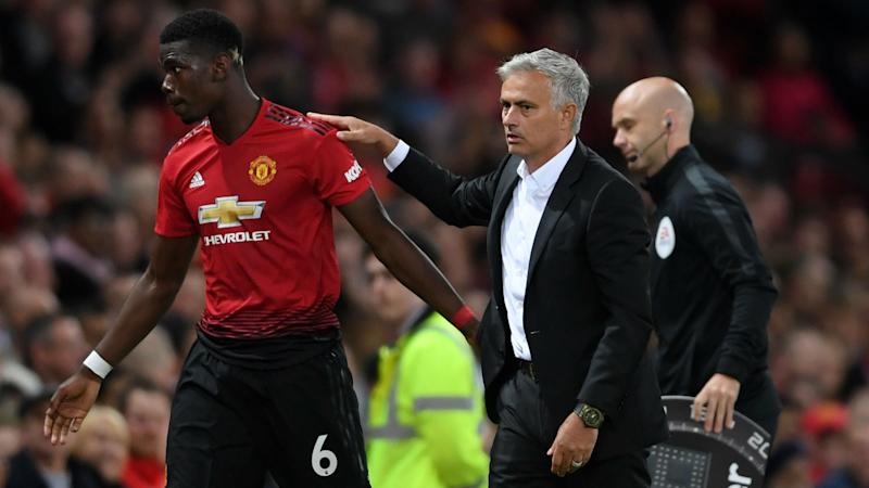 EPL: Mourinho confirms Martial was fined for leaving US Tour