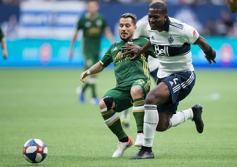 Injuries, busy schedule testing Whitecaps depth, character: coach