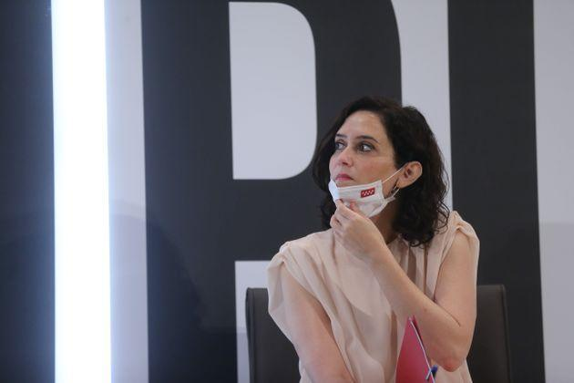 Isabel Díaz Ayuso (Photo: Europa Press News via Getty Images)