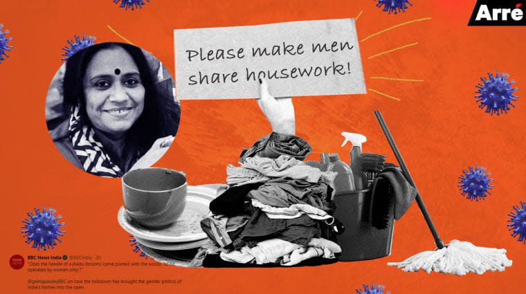 """""""Modi ji, Ask Men to Share Household Chores"""" Says Petition By an Indian Working Woman"""