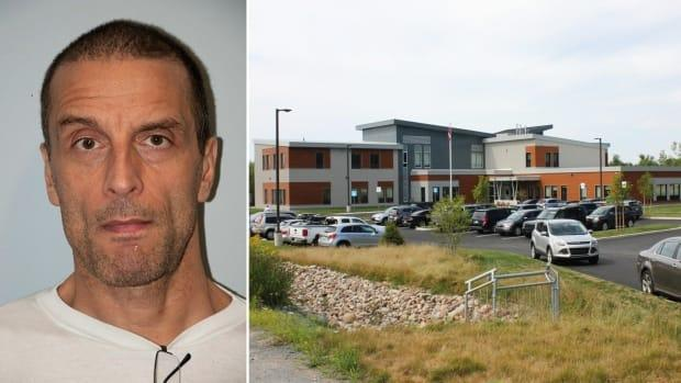 Long-term offender Chris Watts lived at the Jamieson Community Correctional Centre in Dartmouth, N.S., following his transfer from B.C.