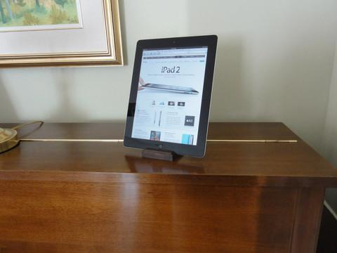 "<div class=""caption-credit""> Photo by: groovystand.com</div><b>In: iPad stands.</b> How's that for compact?"