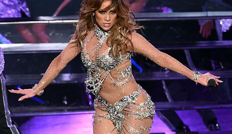 J-Lo's Opening Night of Las Vegas All I Have