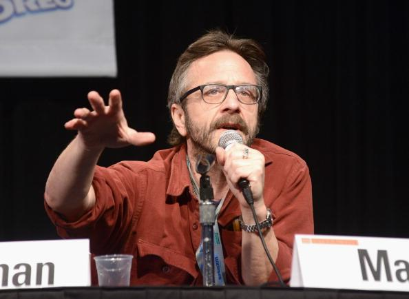 Comedian Marc Maron speaks onstage at Transitioning Alternative Comedy To TV during the 2013 SXSW Music, Film + Interactive Festival at Austin Convention Center on March 12, 2013 in Austin, Texas.