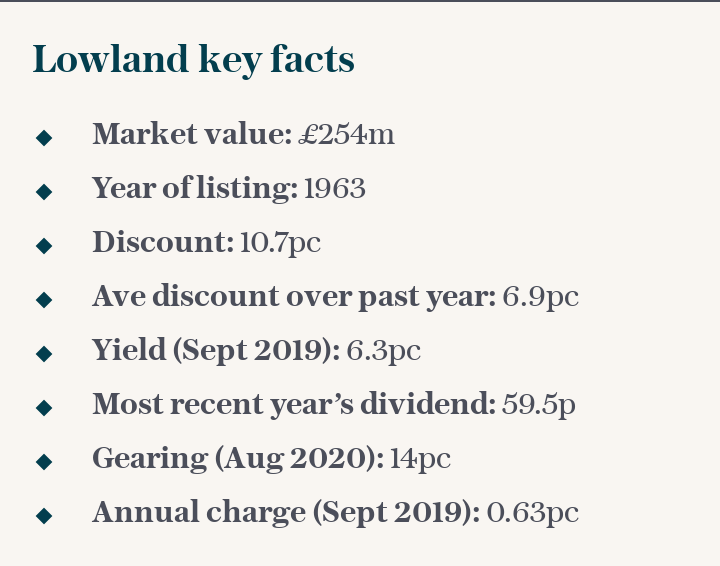 Lowland key facts