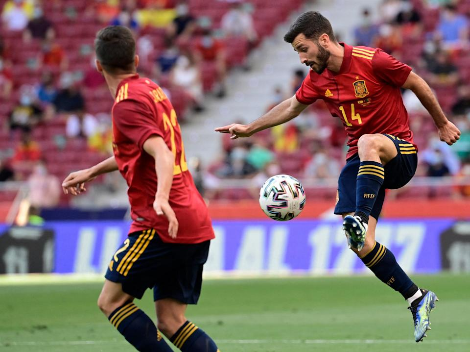 Spain open their campaign against Sweden (AFP via Getty Images)