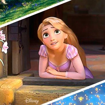 """Rapunzel from """"Tangled"""""""