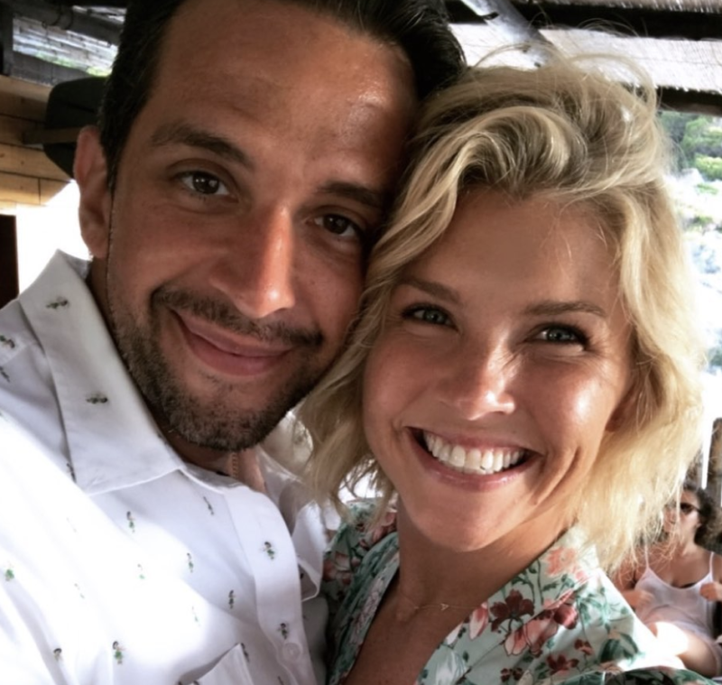 Nick Cordero and Amanda Kloots married in 2017. (Photo: Instagram)