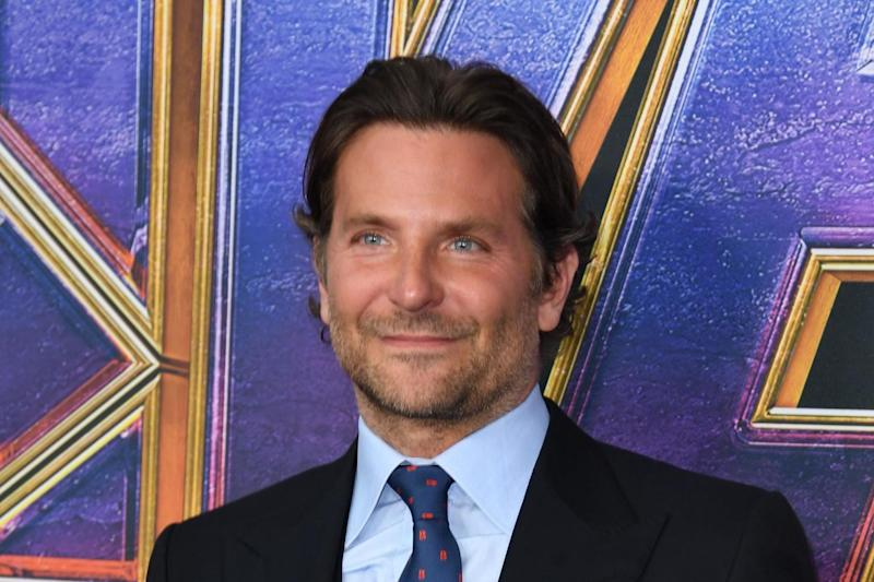 Bradley Cooper at the premiere of 'Avengers: Endgame' on 22 April 2019 in Los Angeles: VALERIE MACON/AFP via Getty Images