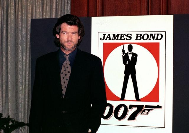 Pierce Brosnan took his first major acting role playing trainer Edward O'Grady before going on to land the part of James Bond