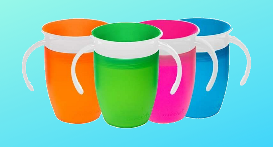 Munchkin Miracle 360-Degree Trainer Cup.