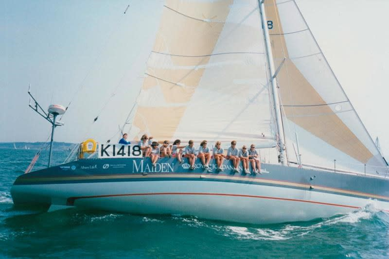 Review: Sail away with the must-see documentary 'Maiden'