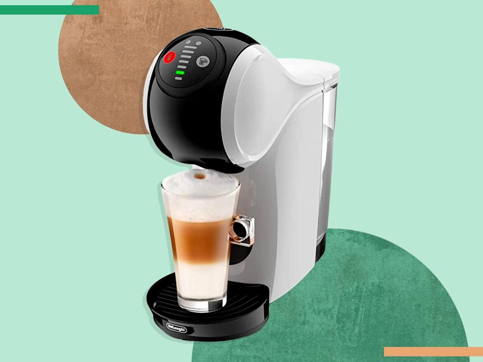 The Delonghi dolce gusto genio s gives you more than 40 different drinks at your fingertips (iStock/The Independent)
