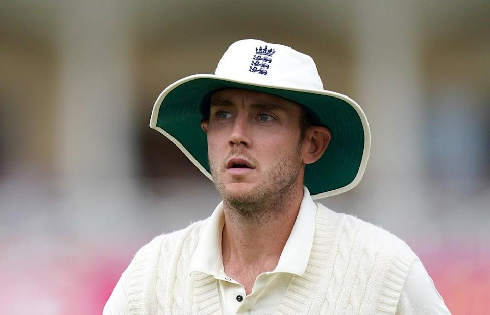 Stuart Broad is commited to joining England on their Ashes tour (Tim Goode/PA) (PA Wire)