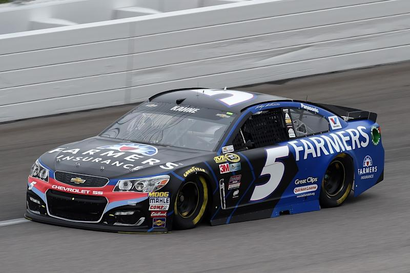 Farmers Insurance Leaving Kasey Kahne S No 5 Team After 2017