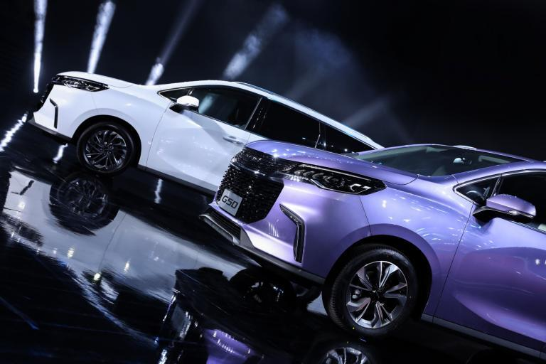 China's car industry rapidly gaining ground on the West in a struggle for global supremacy