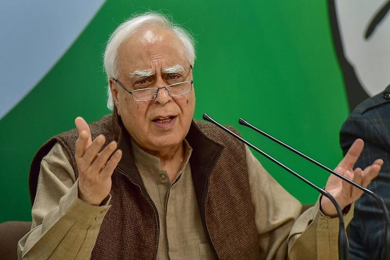 'Called Traitors, Letter Not Shared': Kapil Sibal on Alienation of Group 23 at Congress Meeting