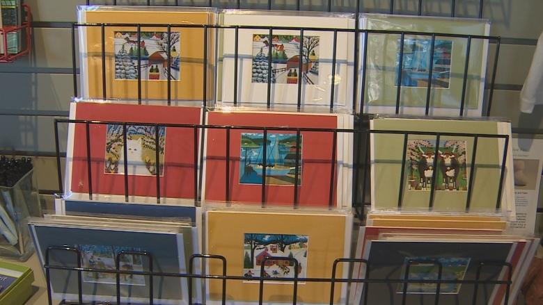 Charmed by Maudie, visitors flock to N.S. art gallery featuring Maud Lewis home